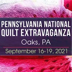 Pennsylvania National Quilt Extravaganza XXV