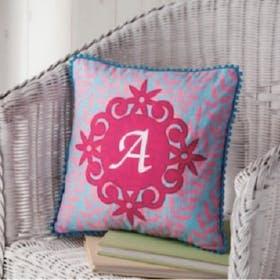 Applique Pillow