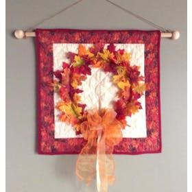 Seasonal Wreath – 18 inch  Square