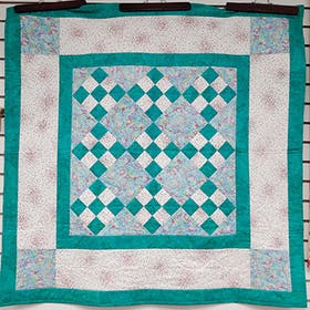 Beginner Quilting: Nine-patch