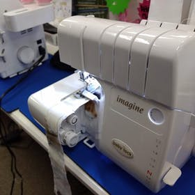 Successful Serging Baby Lock Serger Workshop