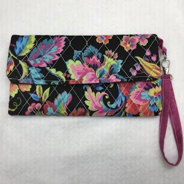 Tri-Fold Wallet / Clutch