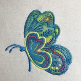Advanced Embroidery Club - June