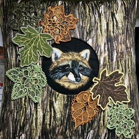 Advanced Embroidery Club - October