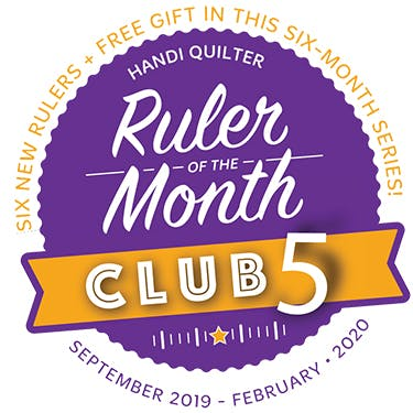 Ruler of the Month Club 5