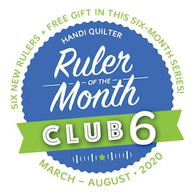 Ruler of the Month Club 6