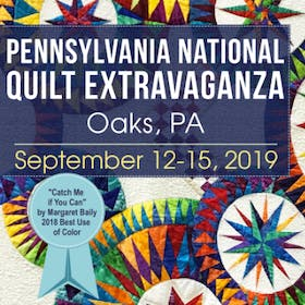 Pennsylvania National Quilt Extravaganza XXIV