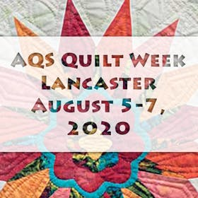 Lancaster Quilt Week - The Nook