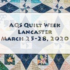 Lancaster Quilt Week - Downtown