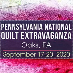 Pennsylvania National Quilt Extravaganza XXV