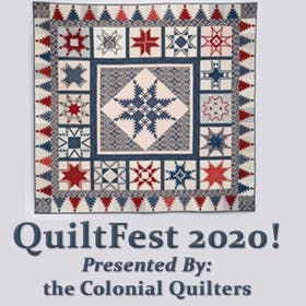 Colonial Quilters QuiltFest 2020