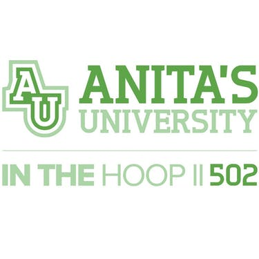 Anita's University: In the Hoop 2 - 502