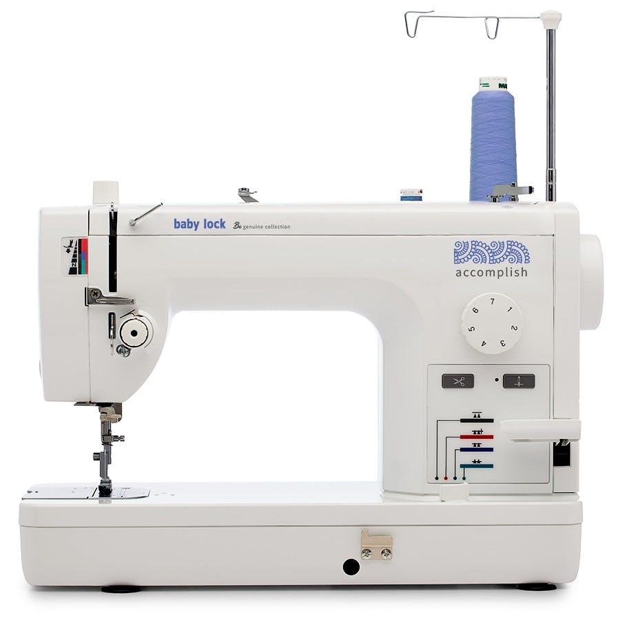Baby Lock Accomplish BL520B - 1000's of Parts - Pocono Sew & Vac