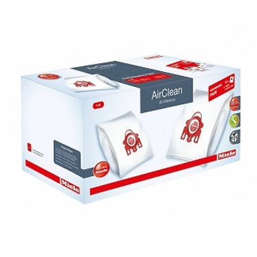 Miele Performance Pack HA50 AirClean 3D Efficiency Filter Bags (Type FJM)