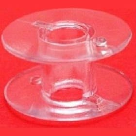 Janome Bobbins - (Clear) 10/25/50/100 packs