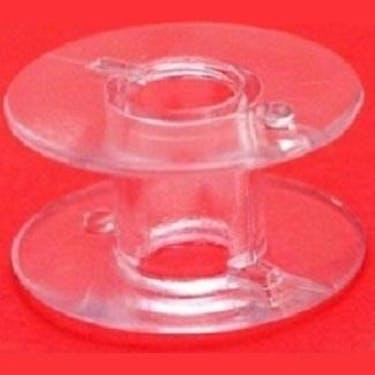 Janome Bobbins - (Clear) 10/25/50/100 packs
