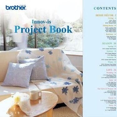 Brother Innov-is Project Book