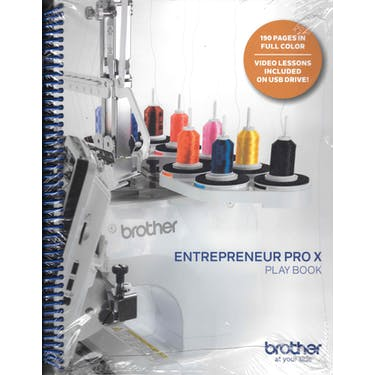 Brother Entrepreneur Pro X Play Book