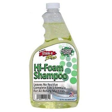 Stain-X Pro Hi-Foam Carpet & Upholstery Shampoo