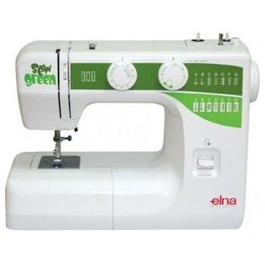 Elna Sew Green