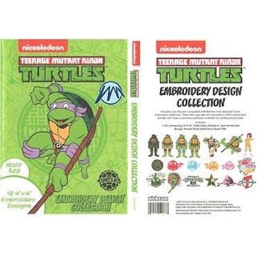 Brother Nickelodeon Teenage Mutant Ninja Turtles Embroidery Design
