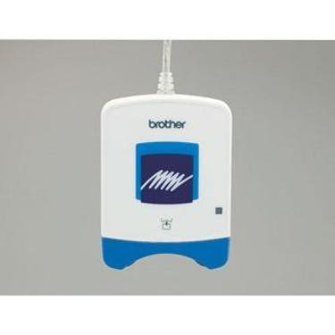Brother Embroidery Card Reader
