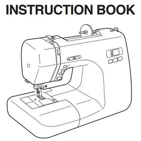 FREE Instruction Manuals for Janome Magnolia 7330