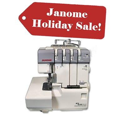 Janome MyLock 634D