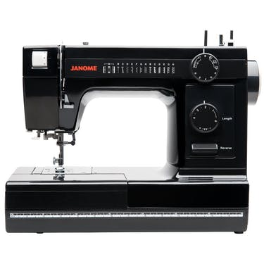 Janome HD1000 Black Edition