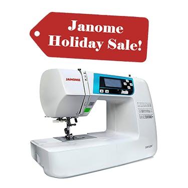 Janome JNH2030DC-B