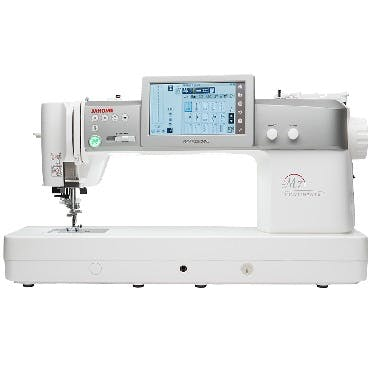 Janome Continental M7 Professional Sewing & Quilting Machine