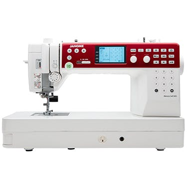Janome Memory Craft MC6650