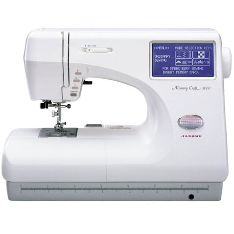 FREE Instruction Manuals For Janome MC40 Pocono Sew Vac Unique Instruction Manual For Janome Sewing Machine