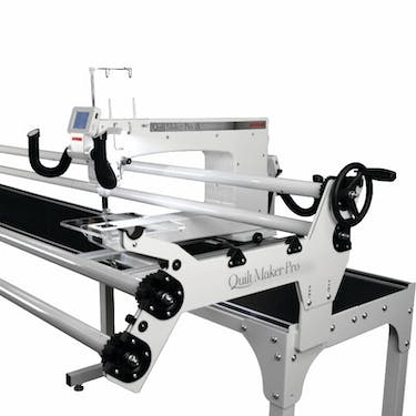 Janome Quilt Maker Pro 18 w/12 Foot Metal Frame