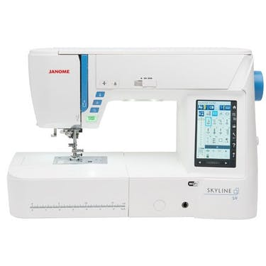 Extension Tables For Janome Skyline S40 Pocono Sew Vac Simple Janome Sewing Machine Tables