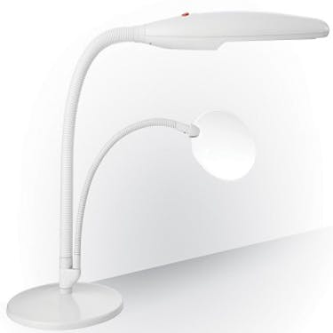Daylight Swan Table Top Lamp