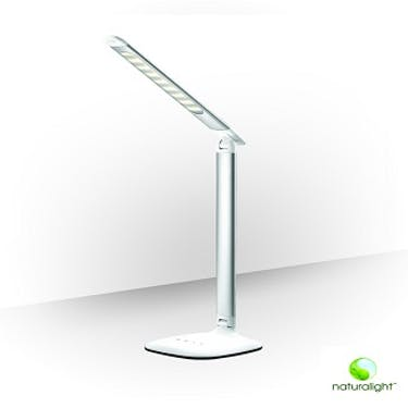 Daylight Smart Lamp D20 (Metallic Silver)