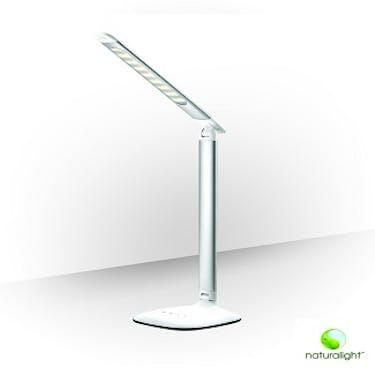 Daylight Smart Lamp D20 (Metallic Silver)