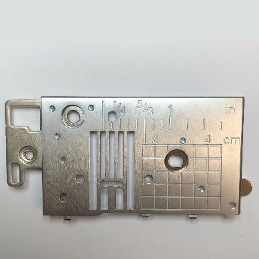 Brother (ASSY A) Zig Zag Needle Plate
