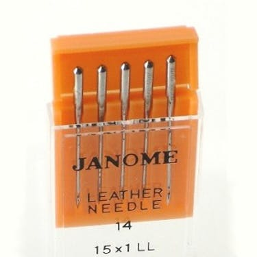Janome Leather Needles (Choose Size)