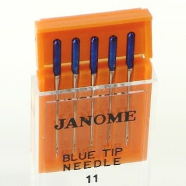 Janome Blue Tip Needles (Size 11)