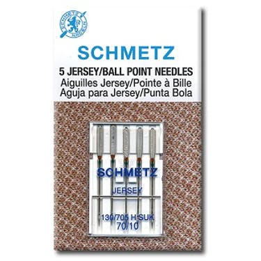 Schmetz Jersey Ball Point (Choose Size)