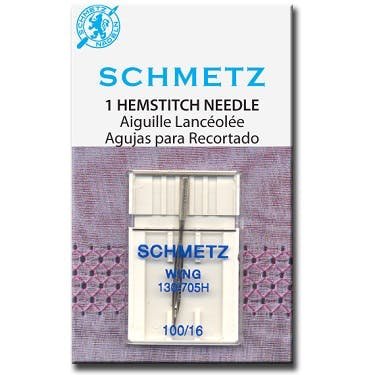 Schmetz Hemstitch Needles (Choose Size)