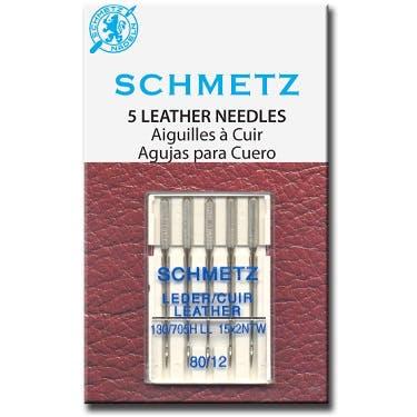 Schmetz Leather Needles (Choose Size)