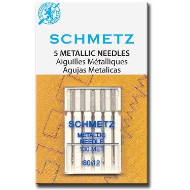 Schmetz Metallic Needles (Choose Size)