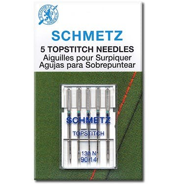 Schmetz Topstitch Needles (Choose Size)