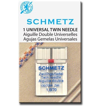 Schmetz Twin Needle (Choose Size)