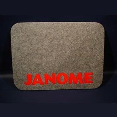Janome Sewing Machine Mat (17.5 in. X 13 in.)