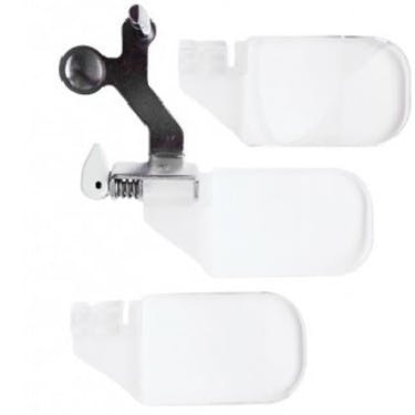 Janome Optic Magnifiers (20x / 40x / 60x)