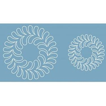 Baby Lock Quilt Pattern Board - Colonial Wreaths